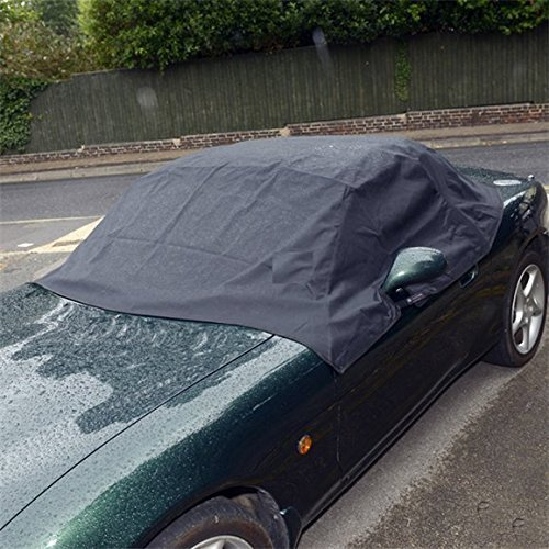 BMW Z3 SOFT TOP ROOF HOOD HALF COVER 100