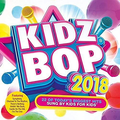 KIDZ BOP 2018 from Concord Records