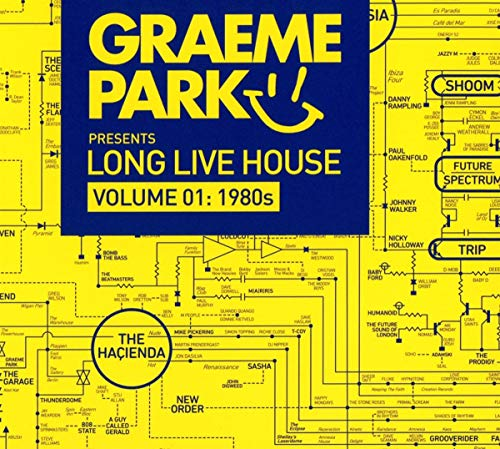 Graeme Park Presents Long Live House Vol. 1: 1980s from Rhino