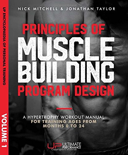 Principles of Muscle Building Program Design (UP Encyclopaedia of Personal Training Vol 1) from UP Fitness