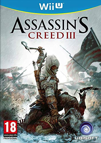 Assassin's Creed III (Wii U) [Nintendo Wii U] from Third Party