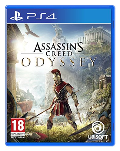 Assassins Creed Odyssey (PS4) from Ubisoft