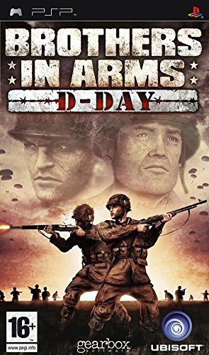 Brothers In Arms : D-Day (PSP) from Ubisoft