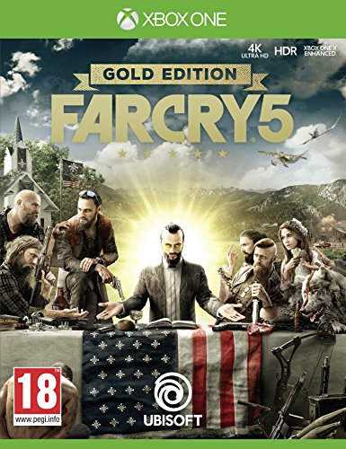 Far Cry 5 Gold Edition (Xbox One) from Ubisoft