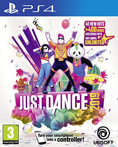 Just Dance 2019 (PS4) (PS4) from Ubisoft