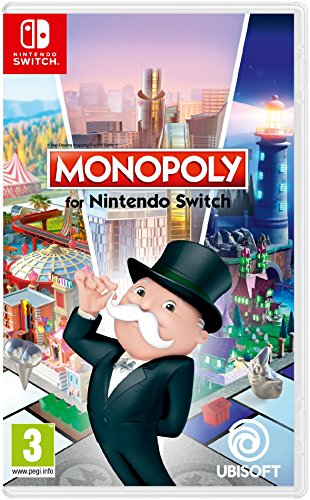 Monopoly (Nintendo Switch) from Ubisoft
