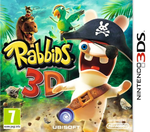 Rabbids 3D (Nintendo 3DS) from Ubisoft
