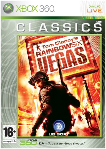 Rainbow Six: Vegas - Classics Edition (Xbox 360) from Ubisoft