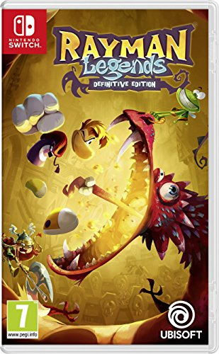Rayman Legends Definitive Edition (Nintendo Switch) from Ubisoft