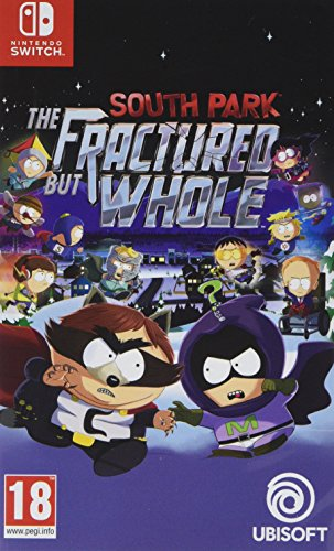 South Park and The Fractured But Whole (Nintendo Switch) from Ubisoft