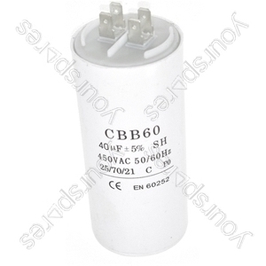 Capacitor 40Uf from Ufixt