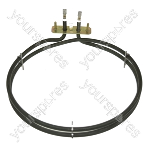 Compatible Fan Oven Element Teba 2000W from Ufixt