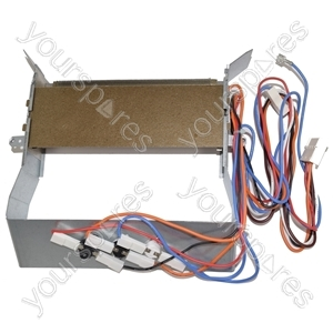 Hotpoint Tumble Dryer Heating Element With TOC Thermostat Thermal Cut-Outs 2300W from Ufixt