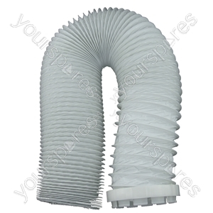 Hotpoint Tumble Dryer Vent Hose And Adaptor 2m from Ufixt
