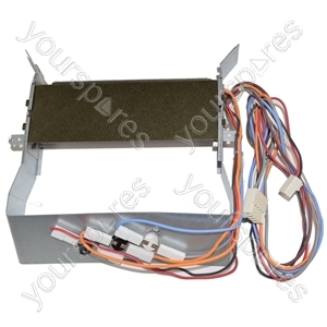 Indesit Tumble Dryer Heating Element With TOC Thermostat Thermal Cut-Outs 2300W from Ufixt