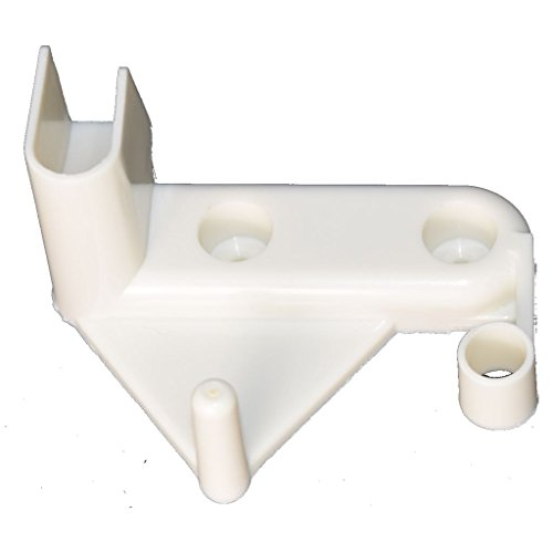 Right Hand Ice Box Fridge Freezer Door Flap Hinge Fits Indesit B13UK, B339NFPUK, BA12S(UK), BA12SUK, BA12UK, BA139PSUK, BA139SUK, BA139UK, BA13GFUK, BA13SUK, BA13UK, BA13XUK, BAAN134SUK, BAAN134UK, BA from Ufixt