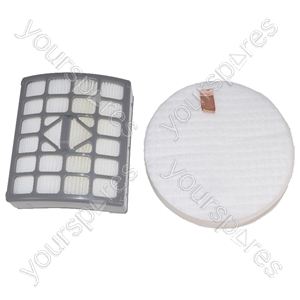 Shark NV Series Vacuum Cleaner Hepa Filter Set from Ufixt