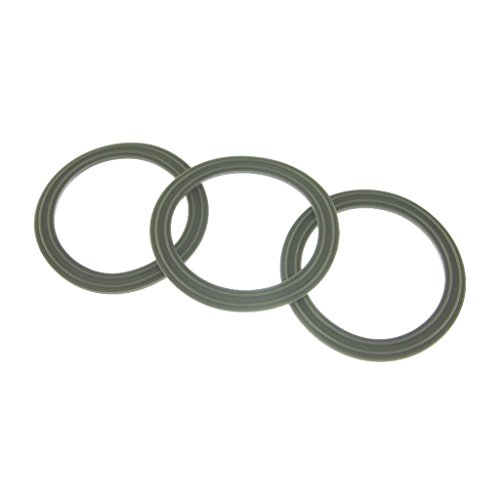 Ufixt® Fits Kenwood 989, A107A, A701, A701A, A901 and A907 Chef & Major Blender Liquidiser Mixer Sealing Rings Pack from Ufixt
