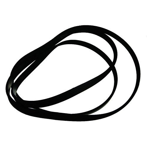 Ufixt® White Knight C37AS, C37AW, C382WV, C38AS, C38AW, C3A and CL300 Tumble Dryer Drive Belt 1547 J4 (4 ribbed) from Ufixt