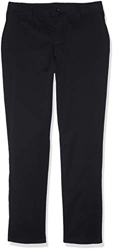 Under Armour Kid's Match Play 2.0 Golf Pant Trousers, Black/Steel/Black (001), Size 10 from Under Armour