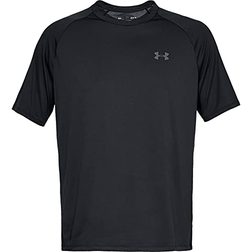 Under Armour Tech 2.0 Short Sleeve Men's T-Shirt, Light and Breathable Sports T-Shirt, Gym Clothes With Anti-Odour Technology from Under Armour