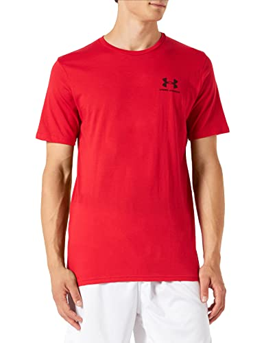Under Armour Sportstyle Men's T-Shirt ,Blue (Academy 408) ,Medium from Under Armour