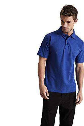 Uneek 220Gsm Unisex Classic Polo Shirt - Royal - XX-Large from Uneek clothing