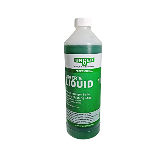 Unger FR100 Concentrated Window Cleaning Liquid from Unger