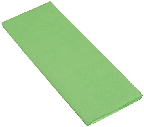 Unique Party 6294 - Lime Green Tissue Paper Sheets, Pack of 10 from Unique Party