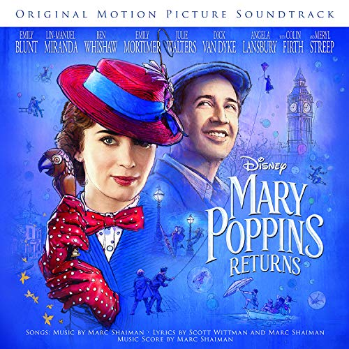 Mary Poppins Returns (Various Artists) from Universal Music Group