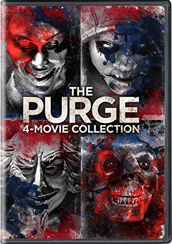 The Purge: 4-Movie Collection from Universal Studios