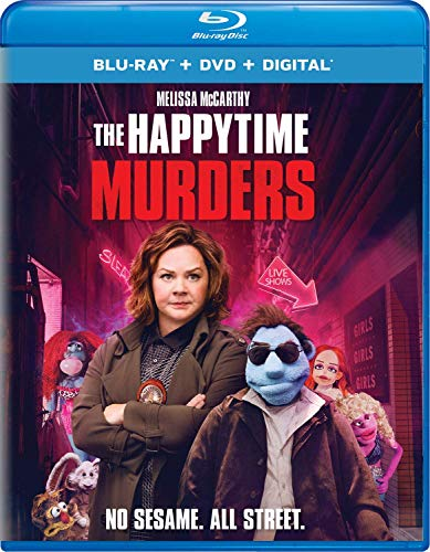 The Happytime Murders [Blu-ray] from Universal Studios