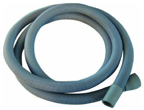 Extra Long 3.5m Length Universal Drain Hose For Washing Machine, Dishwasher & Other Applications, 2 Outlets 22mm & 29mm Bore - Please Check Pump Outlet Size. from Universal