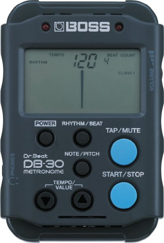 BOSS DB-30 Digital Metronome from BOSS