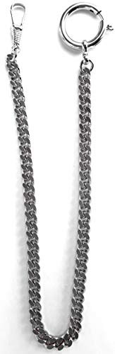 Flat curb chain 6 mm Clock P43 from Unknown
