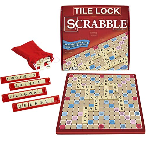 New Tile Lock Scrabble from Winning Moves