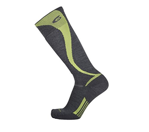 Point6 Men's POIN-113424200M Socks, Lime, Medium from Unknown