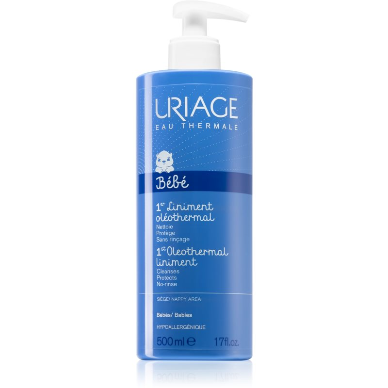Uriage Bébé Gentle Cleansing Cream for Children's Nappy Area 500 ml from Uriage