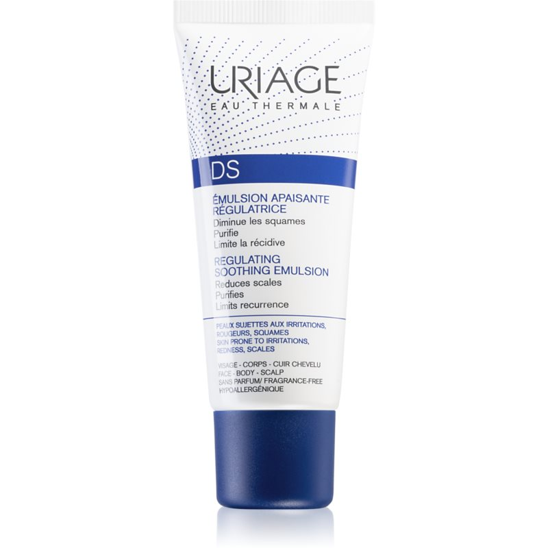 Uriage D.S. Soothing Emulsion On Cradle Cap 40 ml from Uriage