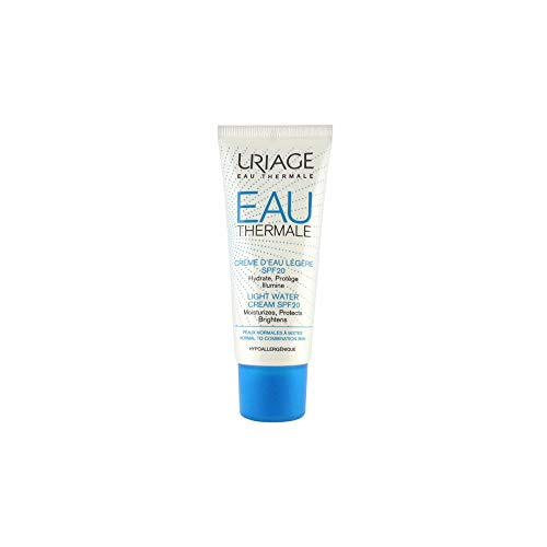 Uriage Eau Thermale Light Water Cream 40ml SPF 20 from Uriage