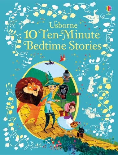 10 Ten-Minute Bedtime Stories (Illustrated Story Collections) from Usborne Publishing Ltd