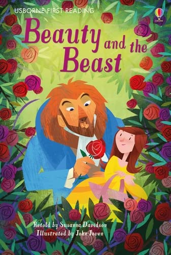 Beauty and the Beast (First Reading Level 4) from Usborne Publishing Ltd