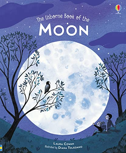 The Usborne Book of the Moon from Usborne Publishing Ltd