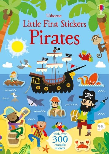 Little First Stickers Pirate from Usborne Publishing Ltd