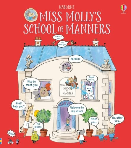 Miss Molly's School of Manners from Usborne Publishing Ltd