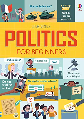 Politics for Beginners from Usborne Publishing Ltd