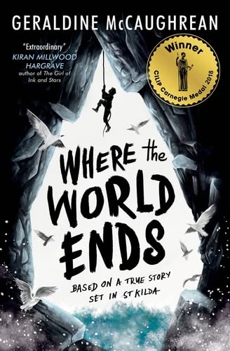 Where the World Ends from Usborne Publishing Ltd