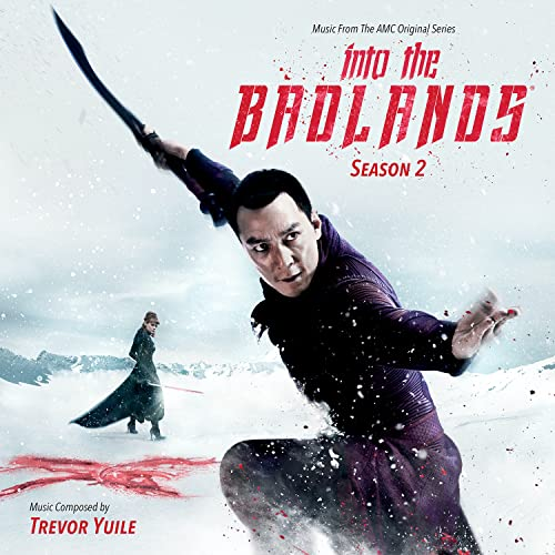 Into The Badlands: Season 2 (Music From The AMC Original Series) from VARESE SARABANDE