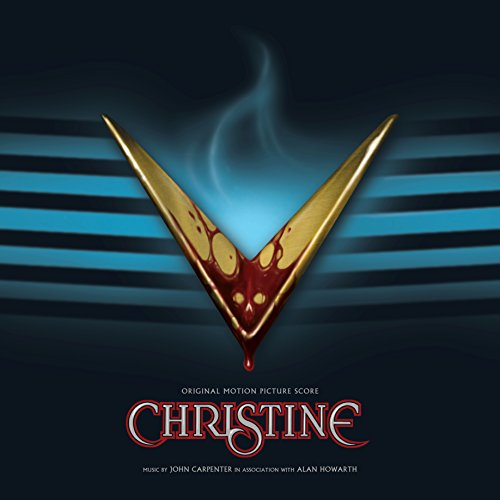 John Carpenter: Christine (Original Motion Picture Soundtrack) [John Carpenter] [Varese Sarabande: 302 067 500 1] [VINYL] from VARESE SARABANDE