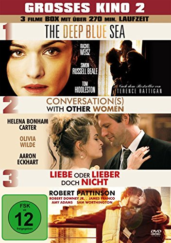VARIOUS - 3 AUF 1 GROSSES KINO 2 (1 DVD) from VARIOUS
